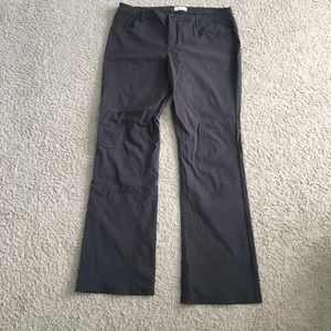 Reitmans Boot Cut Grey Pants Size 15